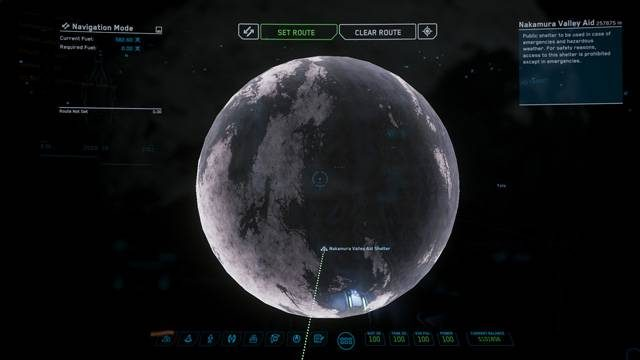 star citizen hyperdrive from orbit