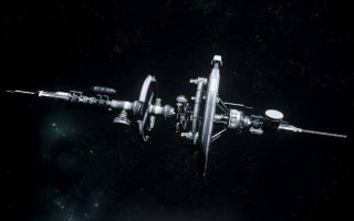 security outpost Kareah at Cellin